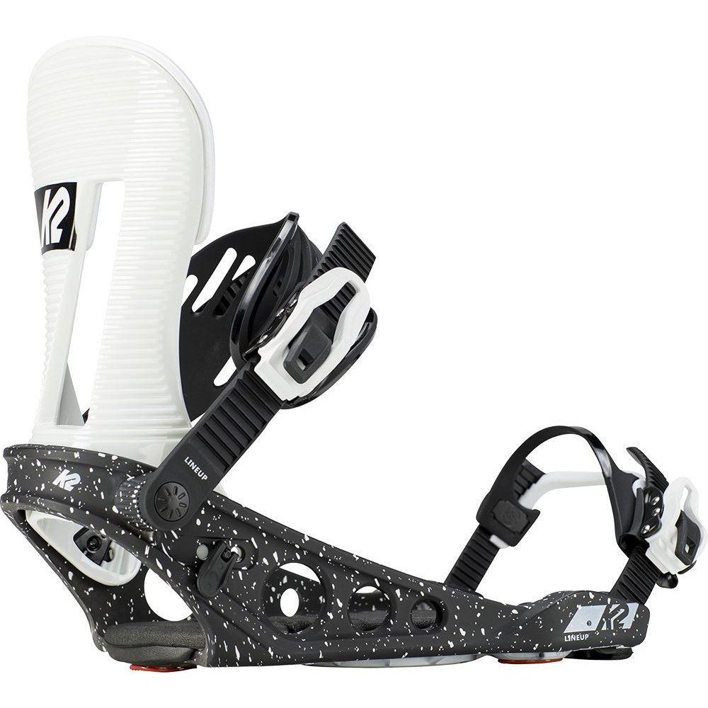 a62dea35c4bb K2 Lineup 2019 Snowboard Bindings White And Black. Loading... Zoom