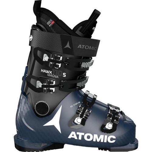 Atomic Hawx Magna 110 S Mens Ski Boots 2021 Black/Dark Blue