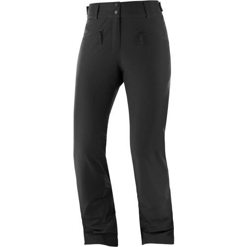 Salomon Edge Womens Pants Black