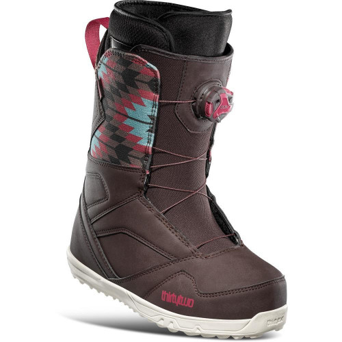 Thirtytwo STW BOA Womens Snowboard Boots Brown 2021