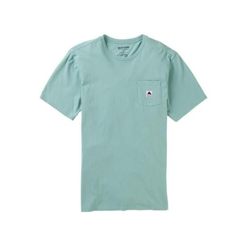 Burton Men's Colfax SS T-Shirt Buoy Blue