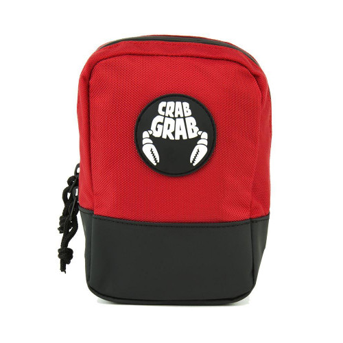 Crab Grab Binding Bag Black & Red