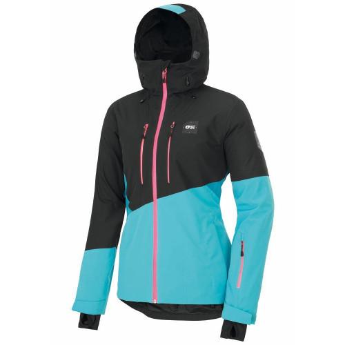 Picture Seen Women's Jacket Light Blue