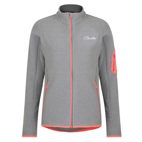 Dare 2b Perimeter Womens Fleece Ash