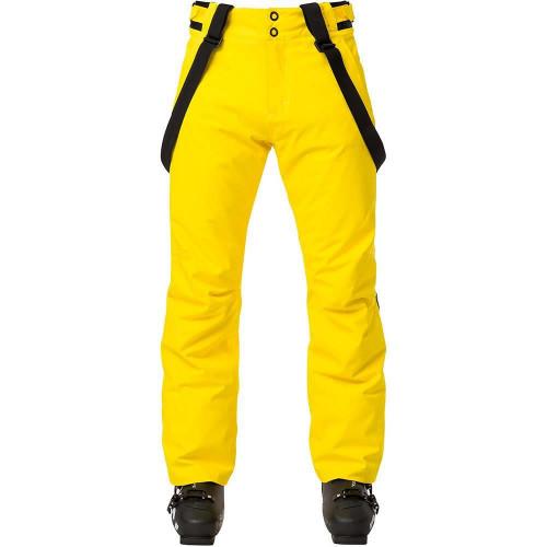 Rossignol Mens Ski Pants Yellow 2020