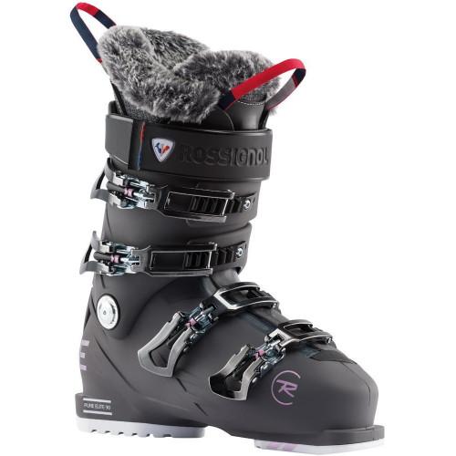 Rossignol Pure Elite 90 Women's Ski Boots Graphite 2021