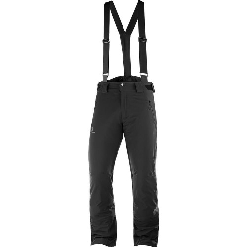 Salomon Iceglory Mens Pants Black 2020