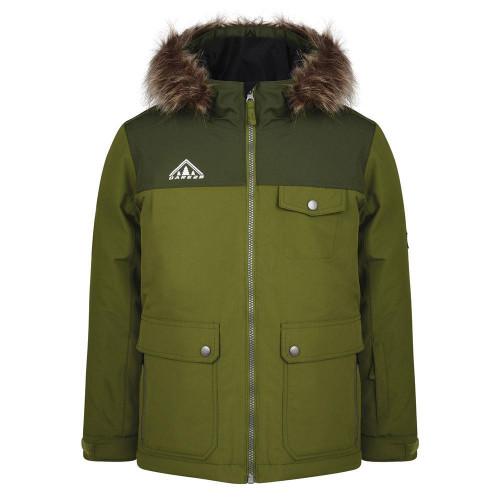 Dare 2b Reckless Junior Jacket Mantis Green / Racing Green