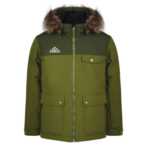 Dare 2b Reckless Junior Jacket Mantis Green / Racing Green