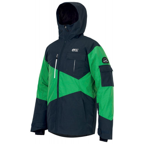 Picture Styler Mens Jacket Green 2020