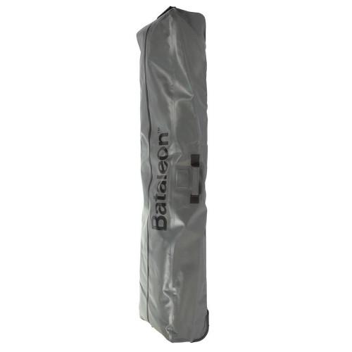 Bataleon First Class Roller Wheelie Snowboard Bag Grey