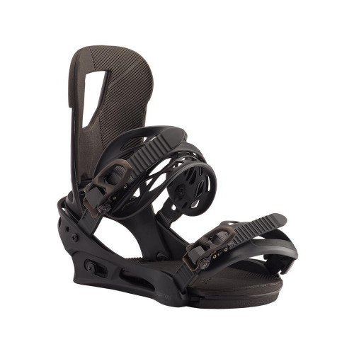 Burton Cartel Re:Flex Snowboard Bindings Black 2020