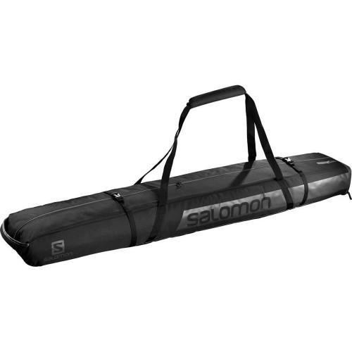 Salomon Extend 2P Double Ski Bag Black 175-195cm
