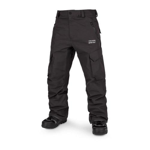 Volcom Lo GORE-TEX Mens Pants Vintage Black 2020