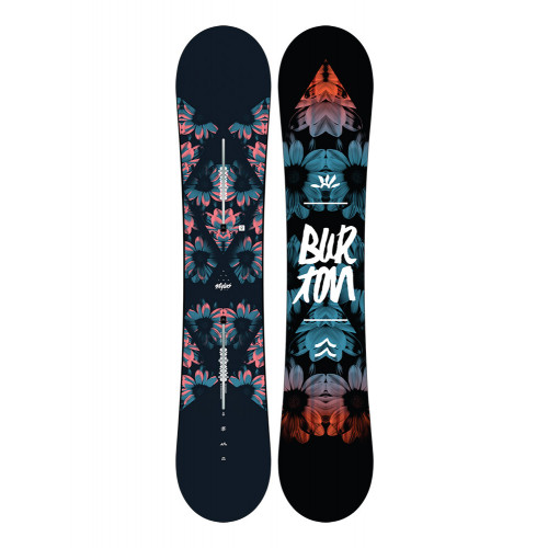 Burton Stylus Womens Snowboard 152cm