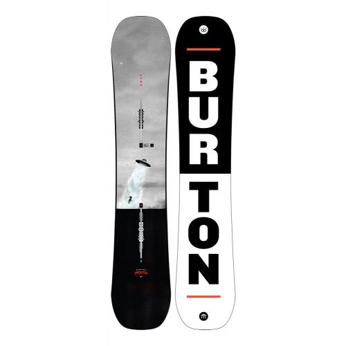 Burton Process Flying V Snowboard 162cm Wide