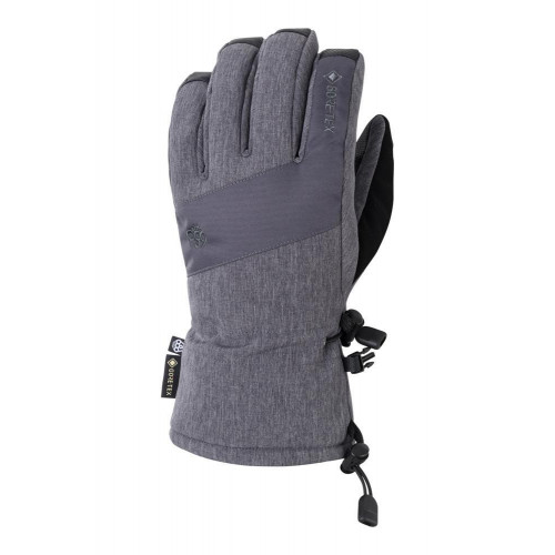 686 Men's GORE-TEX Linear Gloves Grey Melange
