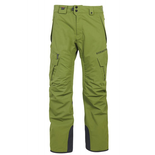 686 Mens Smarty Cargo Pants Surplus Green 2020