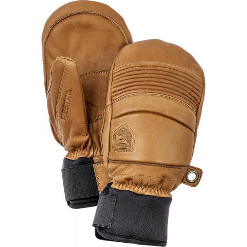 Hestra Leather Fall Line Mitts Cork