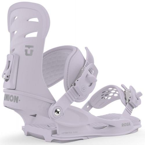 Union Rosa Snowboard Bindings Lavender 2020