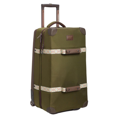 Burton Wheelie Double Deck 86L Travel Bag Keef Ballistic