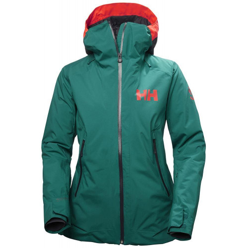 Helly Hansen Louise Womens Jacket 2018 Everglade