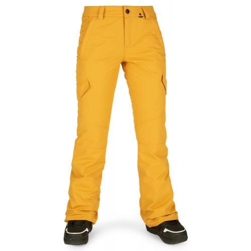 Volcom Bridger Insulated Women's Pants Resin Gold