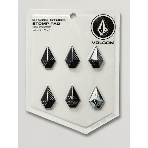 Volcom Stone Studs Stomp Pad Black