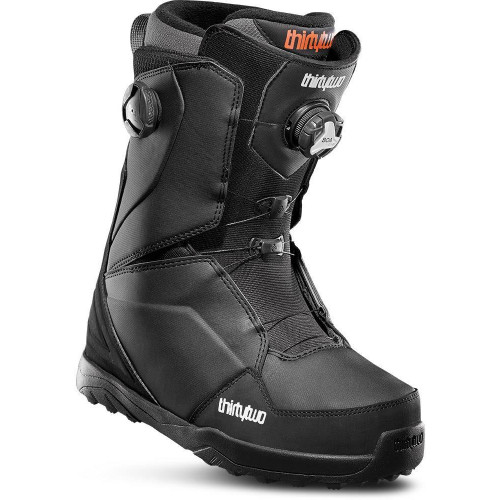 Thirtytwo Lashed Double BOA Mens Snowboard Boots Black 2020
