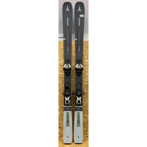 Atomic Vantage WMN 90 Ti Ex-Demo Womens Skis + Warden 11 DT 2021 169cm