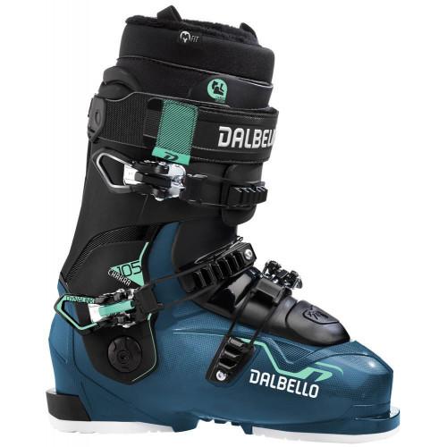Dalbello Chakra 105 ID Womens Ski Boots 2021 Navy Blue/Black