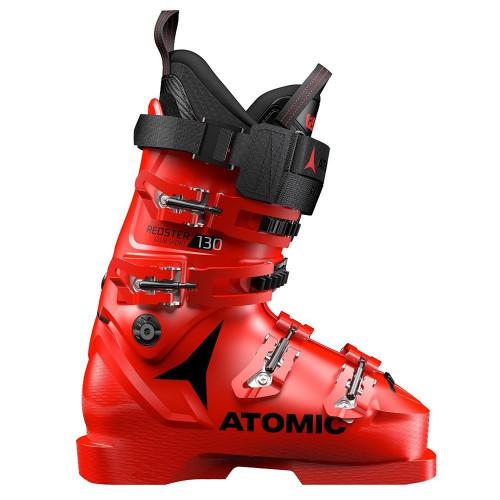 Atomic Redster Club Sport 130 2018 Ski Boots Red