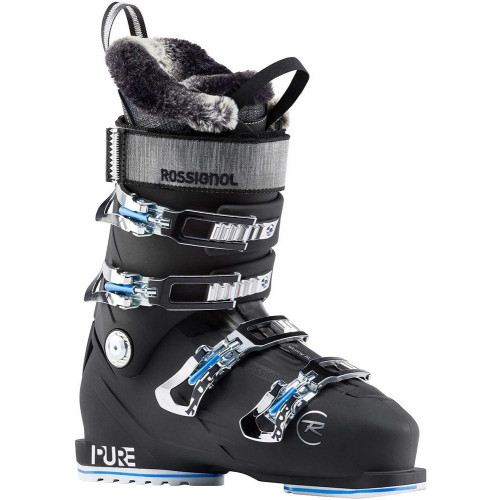 Rossignol Pure Elite 90 Womens Ski Boots Night Black 2020