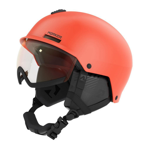Marker Vijo Junior Ski + Snowboard Helmet Infrared