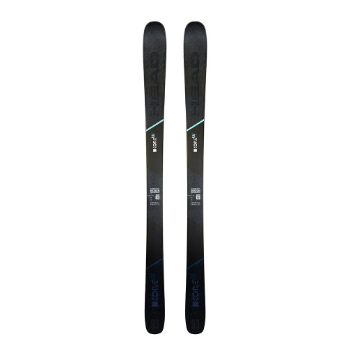 Head Kore 93 Womens Skis 162cm & Warden 11 MNC DT Bindings