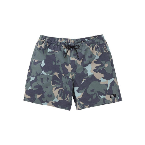 Burton Mens Creekside Shorts Slate Pop Floral