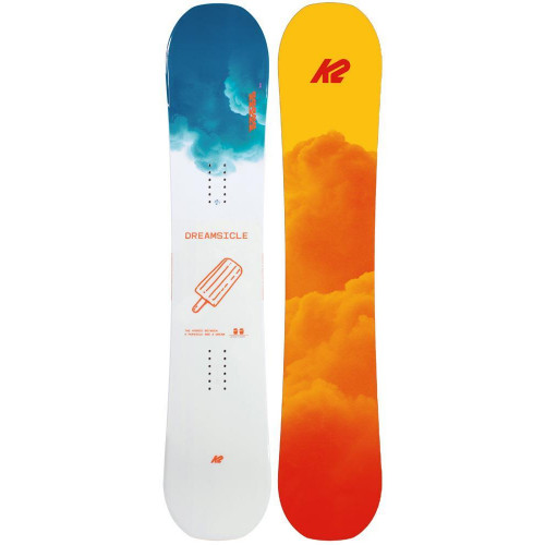 K2 Dreamsicle Womens Snowboard 2021 149cm