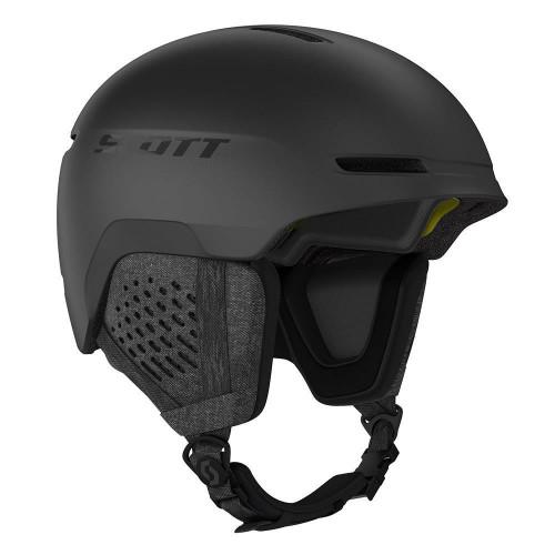 Scott Track Plus MIPS Ski + Snowboard Helmet Black