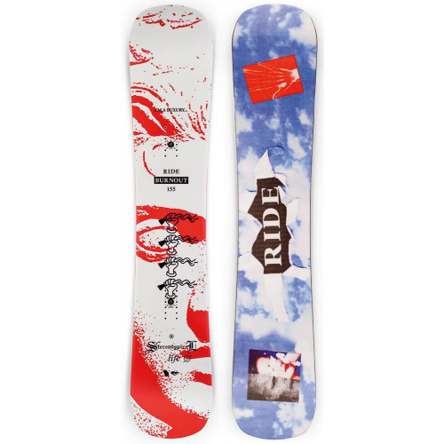 Ride Burnout Wide 2020 Snowboard 157cm W