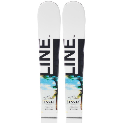 Line Wallisch Shorty 2019 Junior Skis