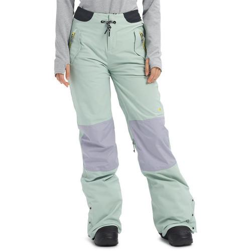Burton Women Loyle Pants Aqua Gray / Lilac Gray / Timber Wolf 2020