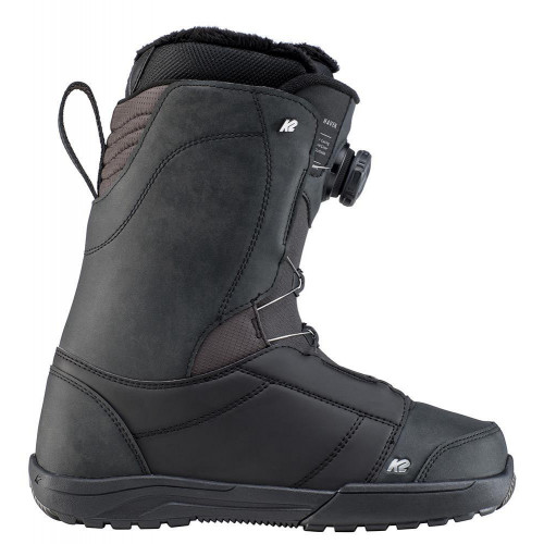 K2 Haven BOA Womens Snowboard Boots Black 2020