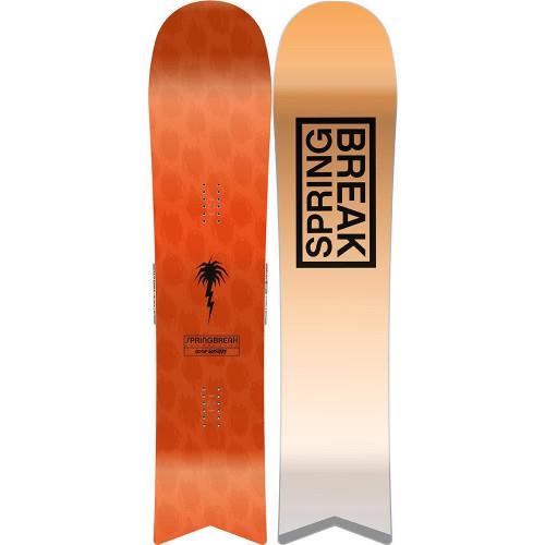 Spring Break Slush Slasher Snowboard 147cm