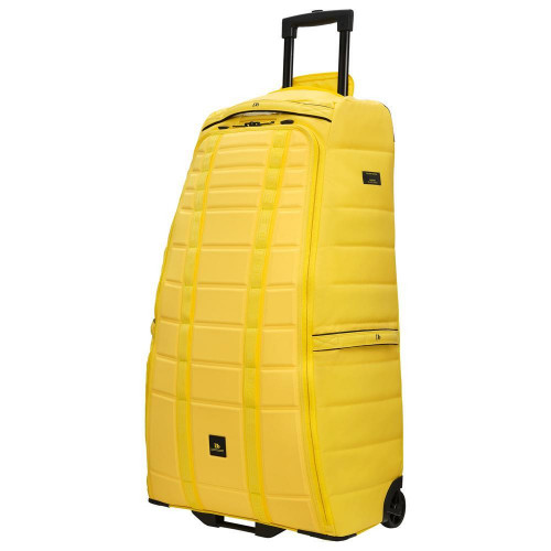Douchebags - The Big Bastard 90L Wheelie Travel Bag Brightside Yellow