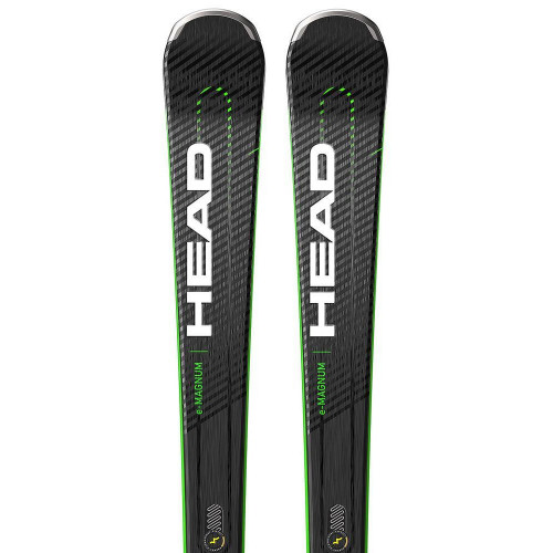 Head Supershape e-Magnum 2021 Skis + PRD12 GW Bindings