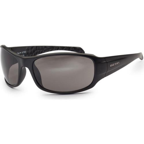 Bloc Storm Sunglasses Matt Black - Grey Lens