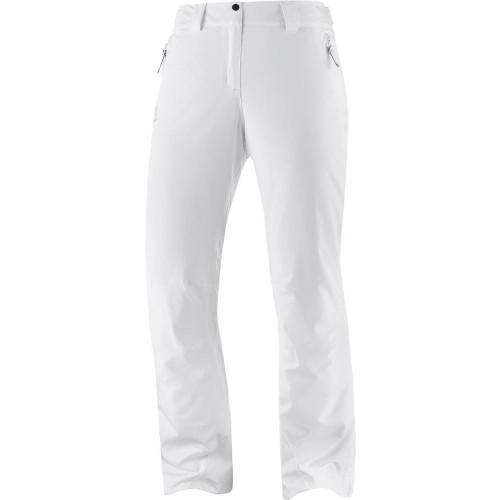 Salomon The Brilliant Womens Pants White
