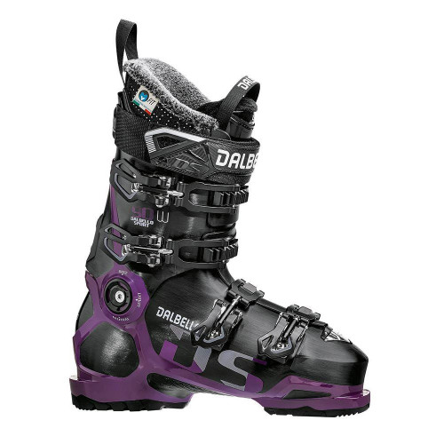 Dalbello DS 90 W 2019 Womens Ski Boots Black / Grape