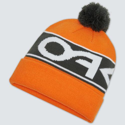 Oakley Factory Cuff Beanie Bold Orange