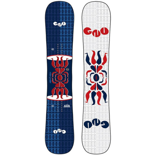 GNU Asym Headspace C3 Snowboard 2020 152cm